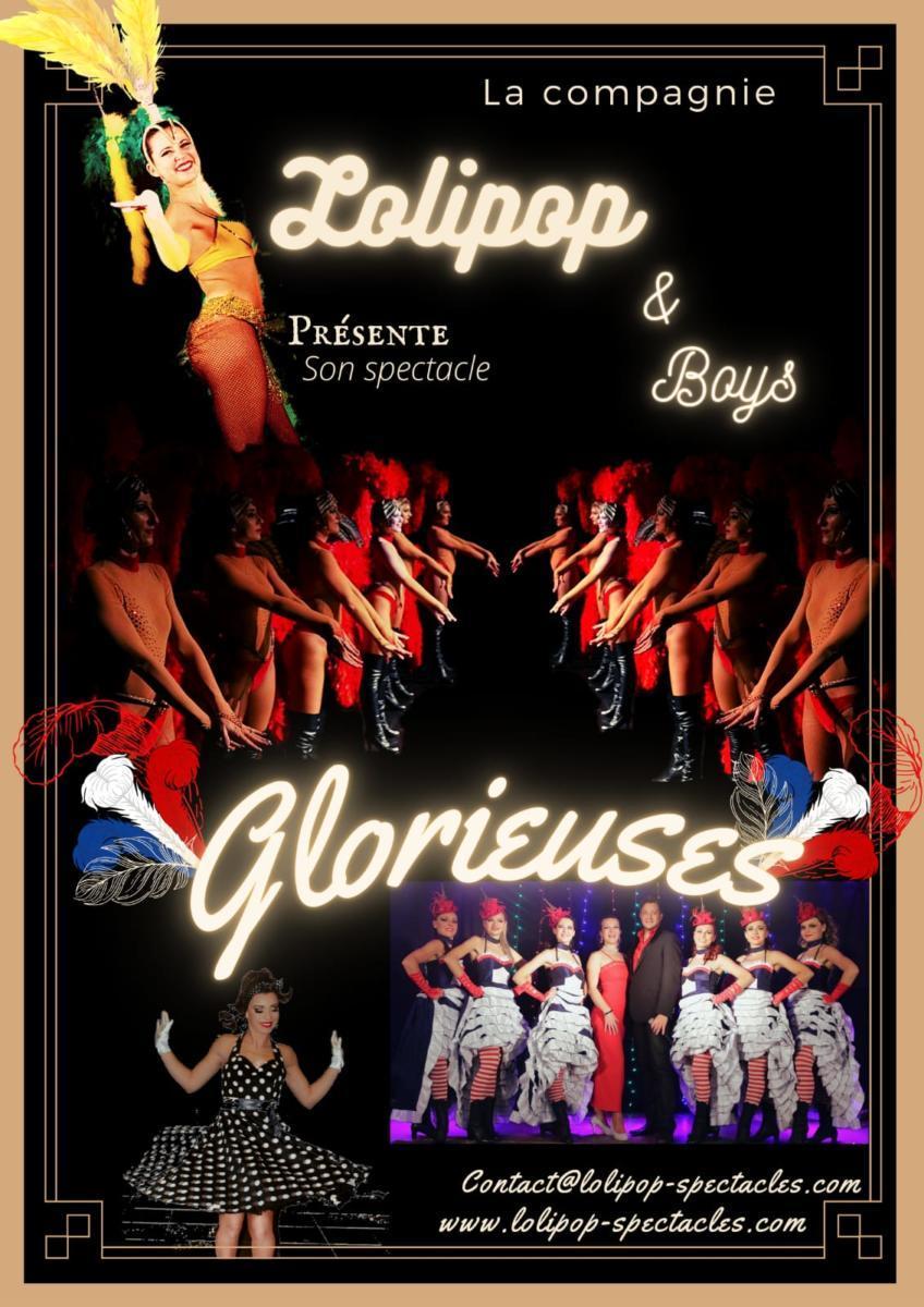 Affiche Lolipop GLORIEUSES